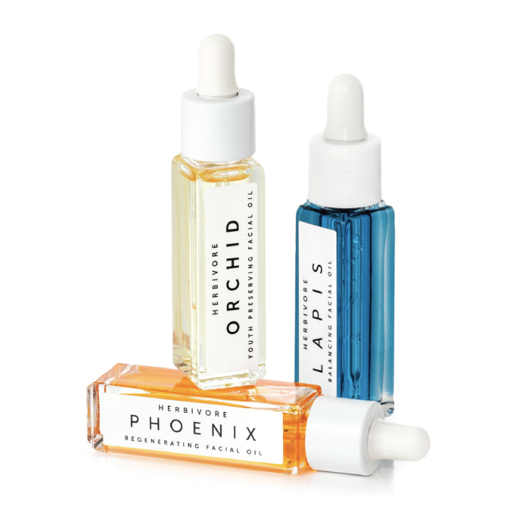 Herbivore Botanicals Mini Facial Oil Trio - $29 at Herbivore BotanicalsThese are the prettiest vials of oil ever! Herbivore is another brand that has super clean ingredients and this is an awesome way to introduce someone to a new indie brand.