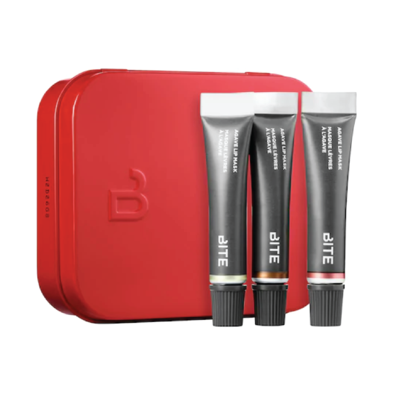 Bite Beauty Agave Treat Trio Mini Set - $18 at SephoraThese agave lip masks are cult favorites among beauty lovers. If you have someone who loves holiday-scented products, the addition of this candy cane lip mask is the perfect tiny gift.