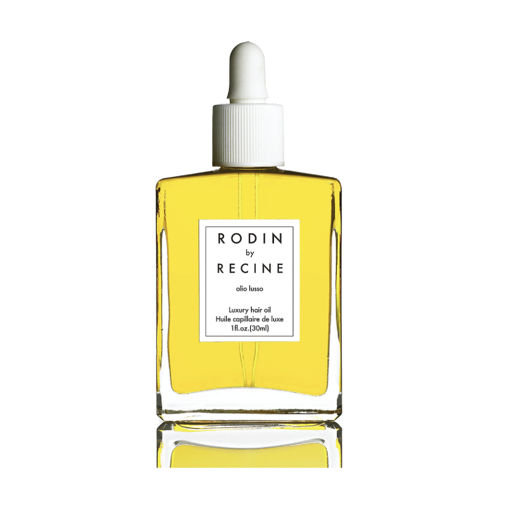 Rodin Luxury Hair Oil - $70 at GoopRodin makes the most beautiful products, and this hair oil is no exception. Naturally scented, this oil helps to rebuild damaged hair.