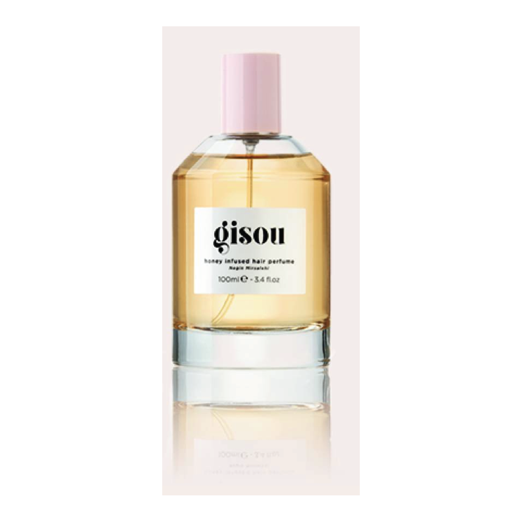 Gisou Honey Infused Hair Perfume 3.4 fl. oz. - $80 on GisouAn unexpected and unique hair product, this perfume refreshes hair while maintaining your natural moisture balance.