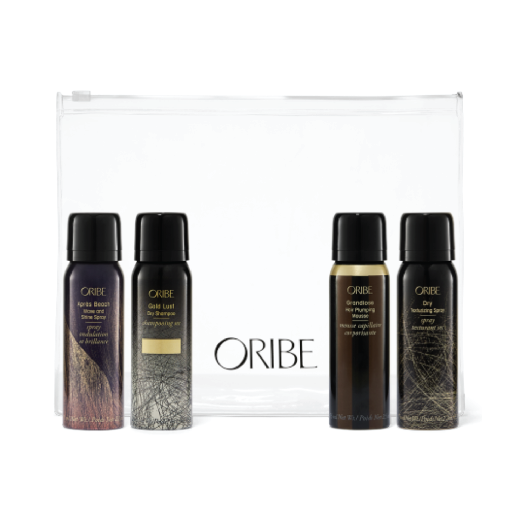 Oribe Purse Size Collection - $72 at BirchboxOribe has some of the best products in the game hands down. This set has their bestselling essentials perfect for travel.