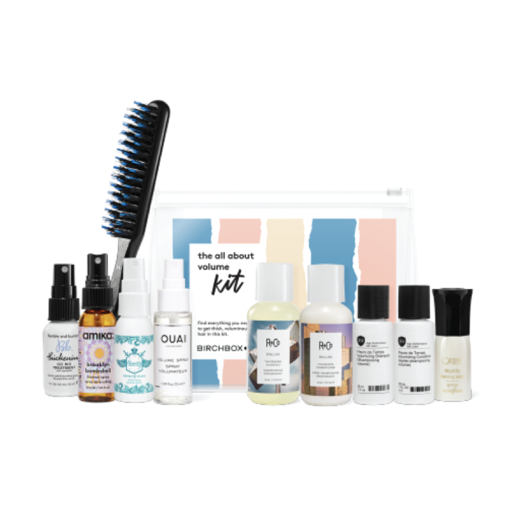 Birchbox All About Volume Kit - $30 at BirchboxKnow someone who loves to keep their hair as big as Texas? This is a great gift to introduce someone to new finds or gift them some minis of their favorite products.