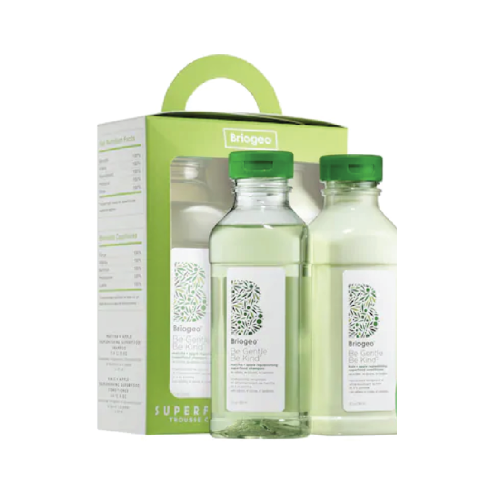 Briogeo Superfoods Hair Pack - $48 at SephoraBriogeo is another favorite brand of mine, especially when it comes to clean hair care. I honestly don't know what's cuter than this juice-pack-inspired set especially when you factor in how fresh the formula smells.