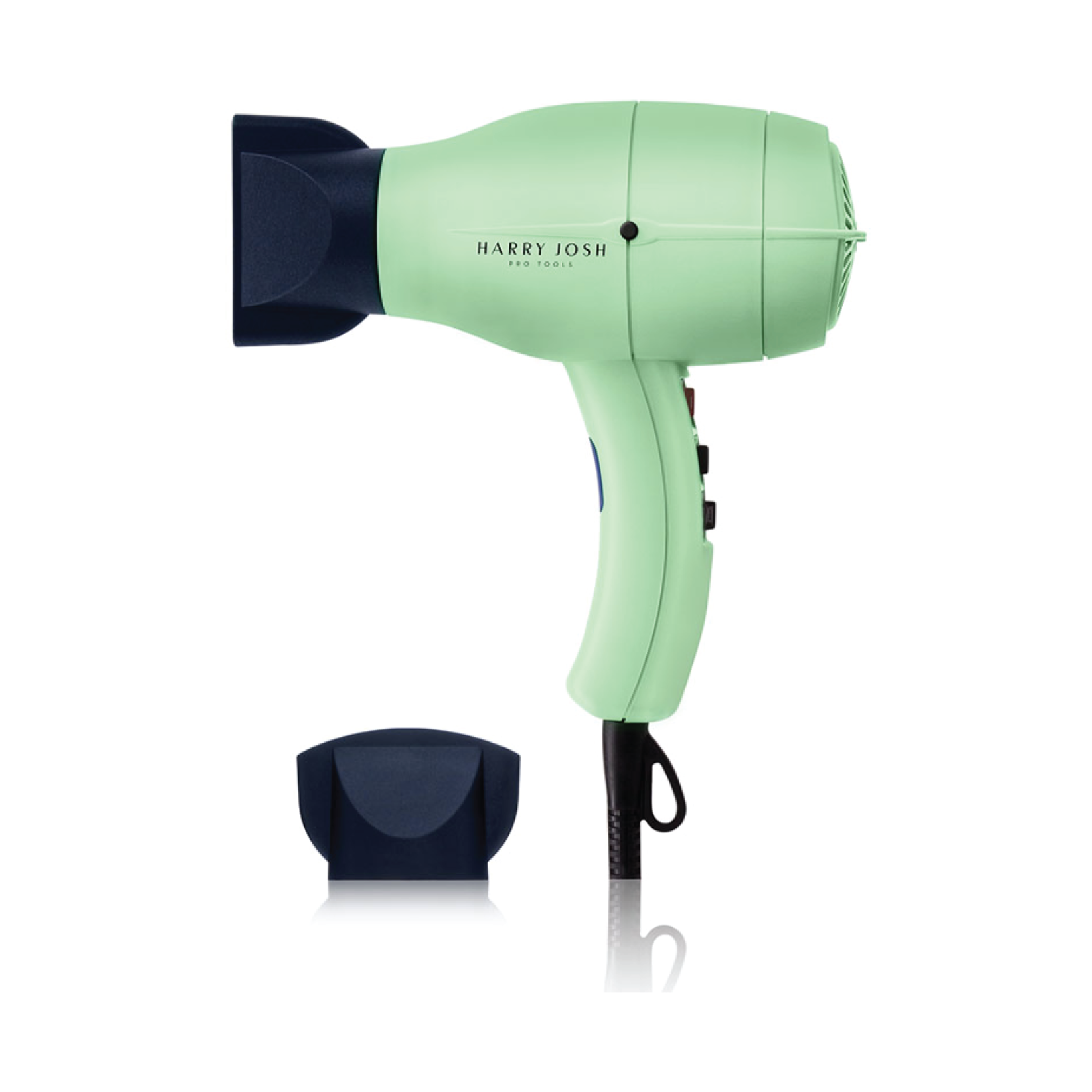 Harry Josh Pro Dryer 2000 - $249 at DermstoreBoys use blowdryers too. This lightweight option offers several heat and cold options and comes with styling attachment. Plus, you can steal this from time to time as well.