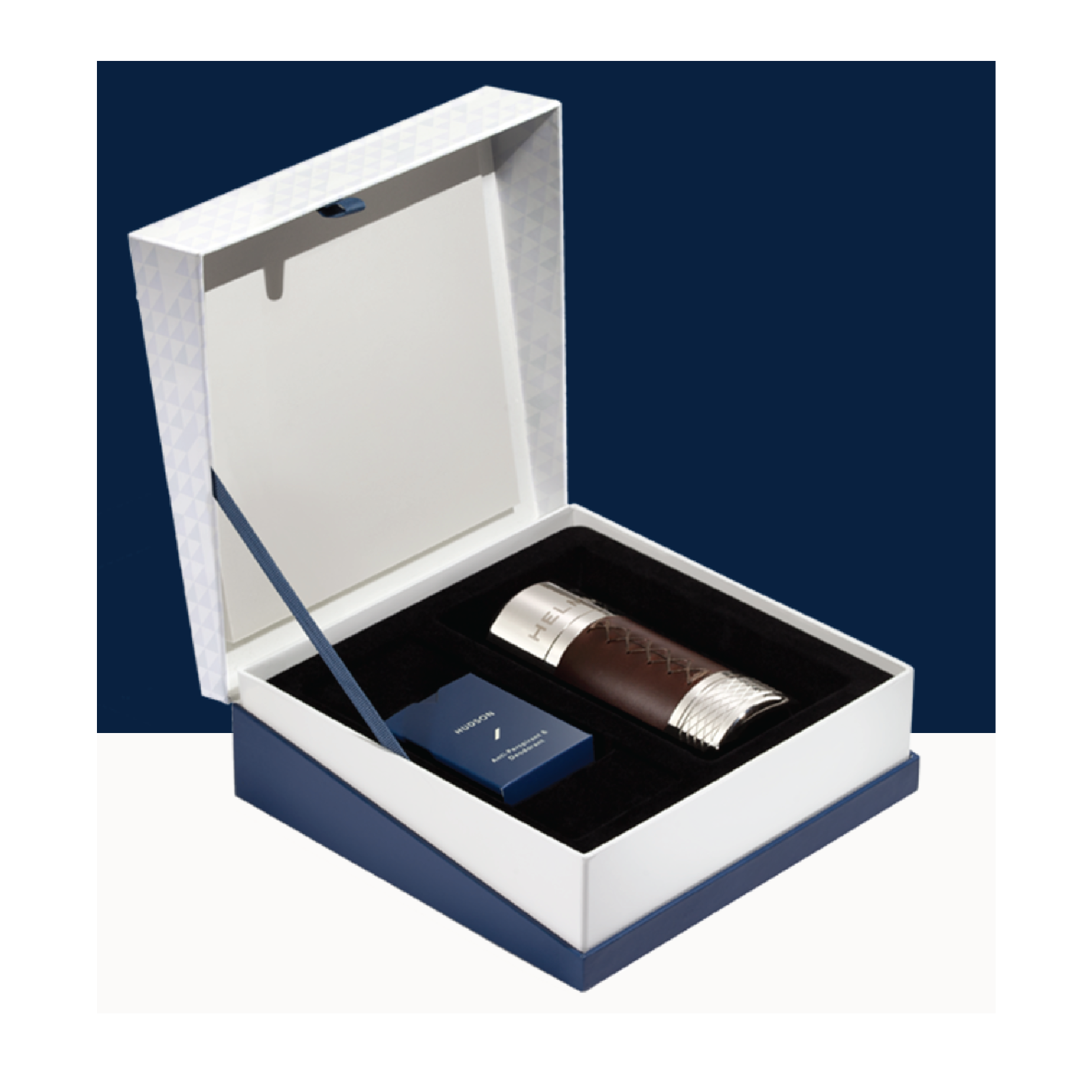 Helmm Gift Set - $48 at HelmmAnother great personalized gift, upgrade his deodorant to adult status.