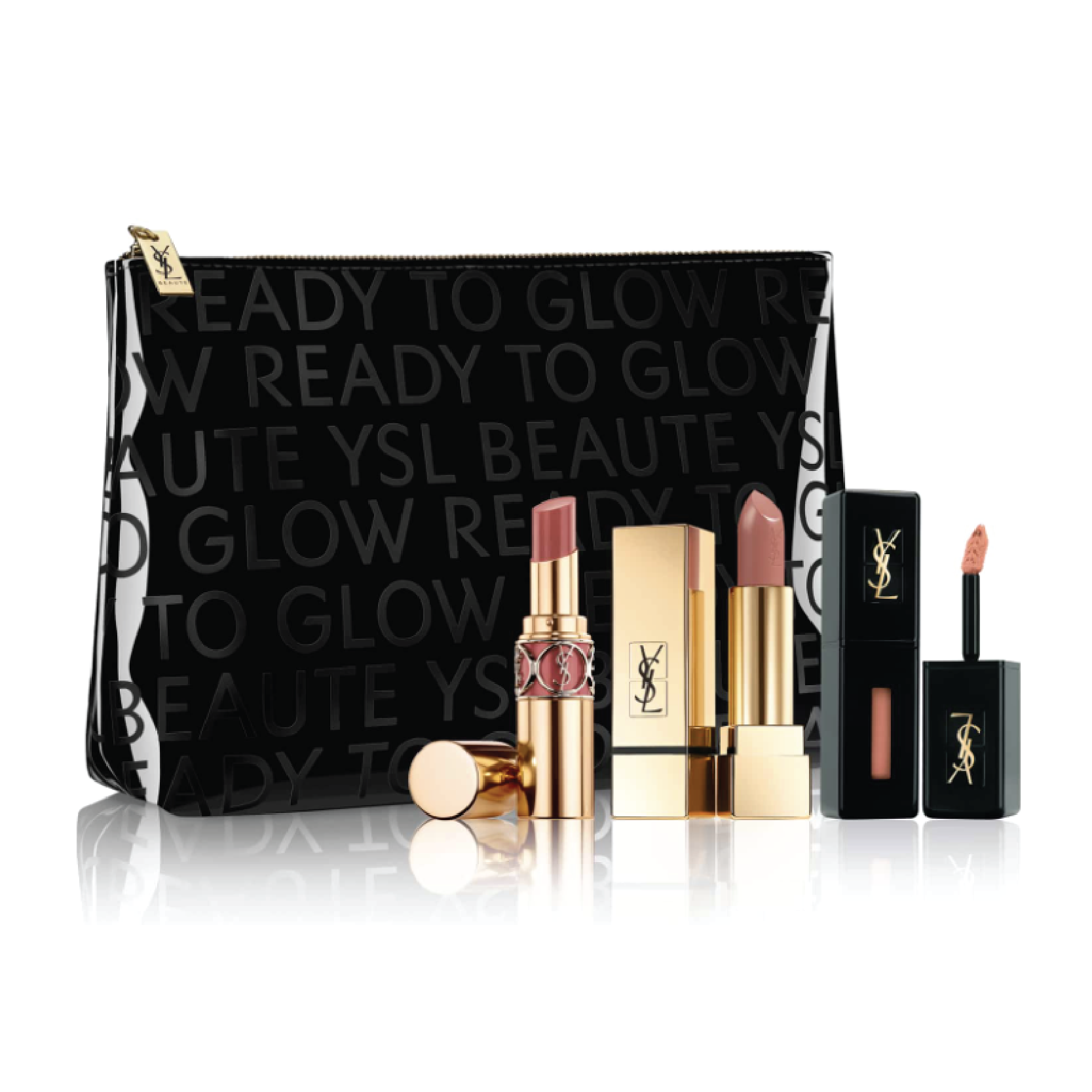 Yves Saint Laurent Nude Edition Lip Set - $74 at NordstromAt under $75, this is a great deal for three full-size nude luxury lipsticks.