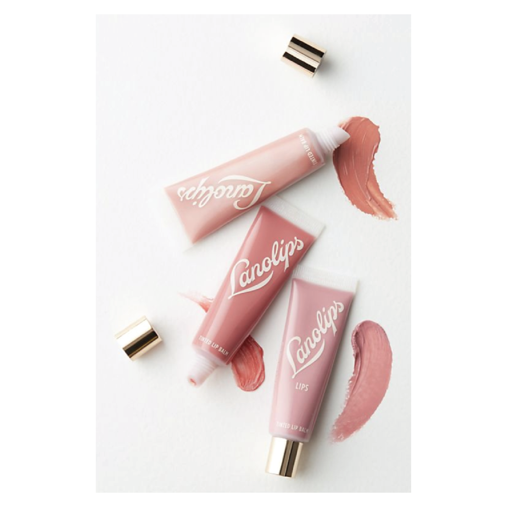 Lano The Essential Lip Tint Trio - $32 at AnthropologieI've raved about Lanolips balms on Instagram and these three tinted versions are perfect no matter what weather conditions you live in.