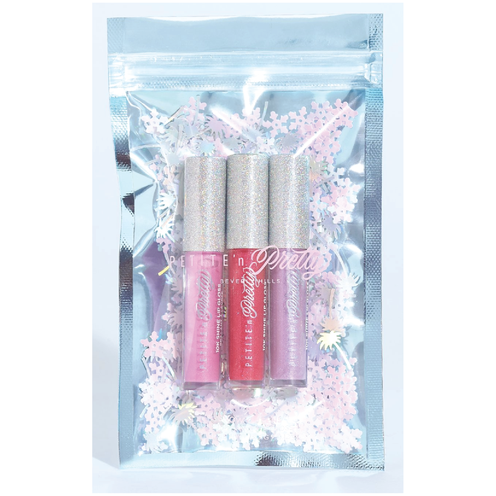 Petite 'n Pretty Snow Queens 10k Shine Trio - $20 at Petite 'n PrettyThis brand aims to encourage creativity and individuality in kids by playing with makeup. Their clean, kid-safe products are perfect for spoiling a little prince or princess.