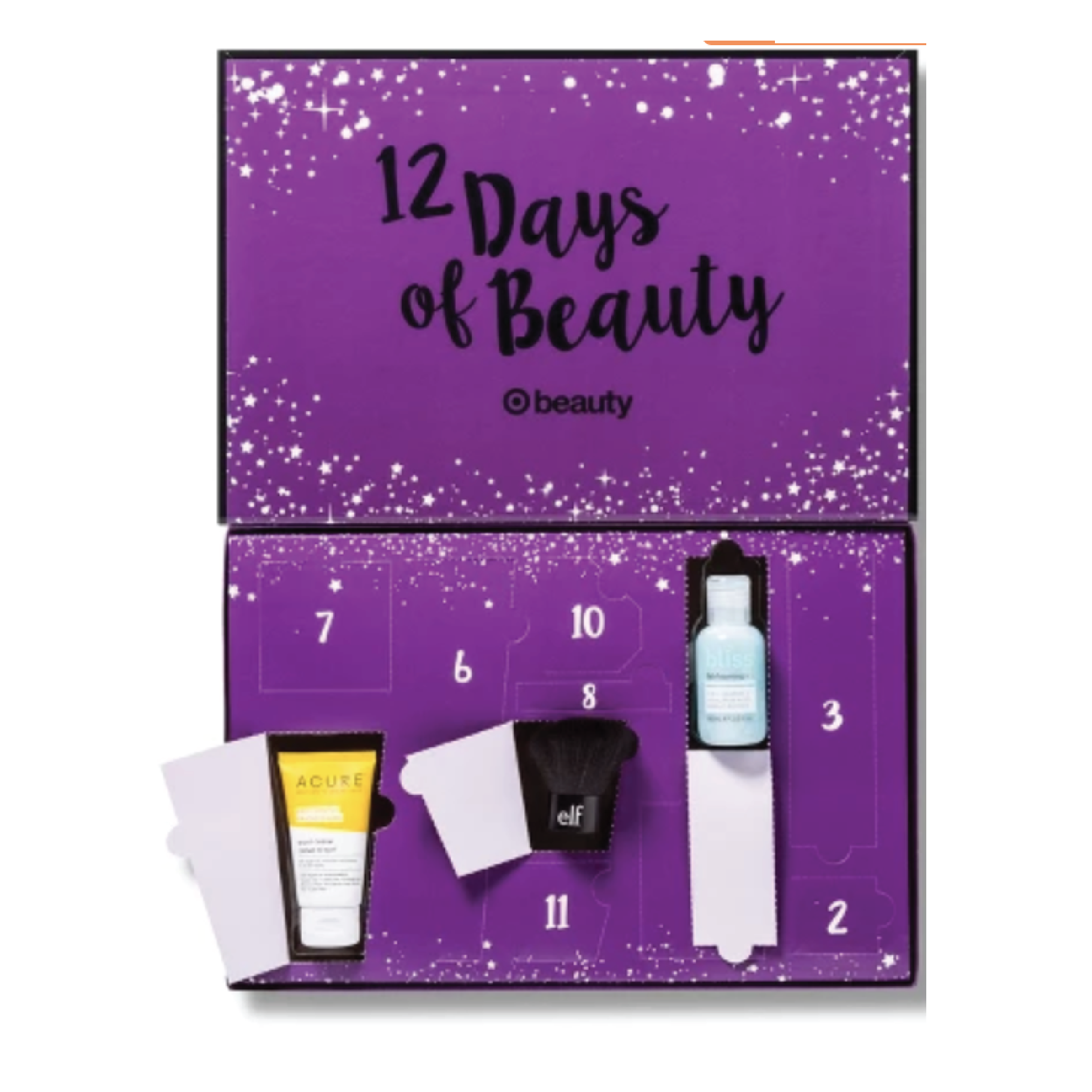 Target Beauty Box Beauty Advent Calendar - $19.99 at TargetThis is an amazing option to gift an advent calendar without paying a hefty price.