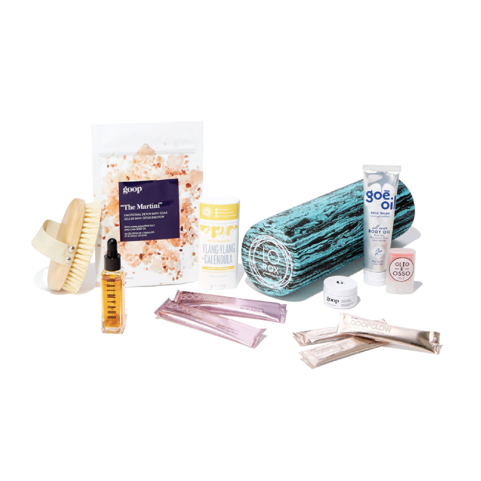 Goop How Goopy Are You Vol. 1 - $395 at GoopInner and outer beauty combine in this cute luxe gift set.