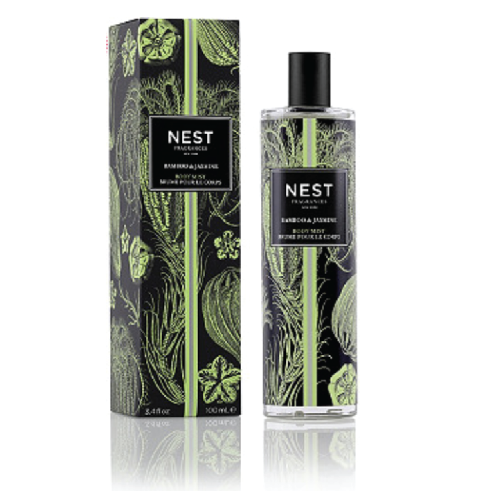 Nest Fragrances Bamboo & Jasmine Body Mist - $38 at UltaNest makes some of my favorite affordable fragrances. Their scents linger on your skin so well and they have such unique scent pairings.