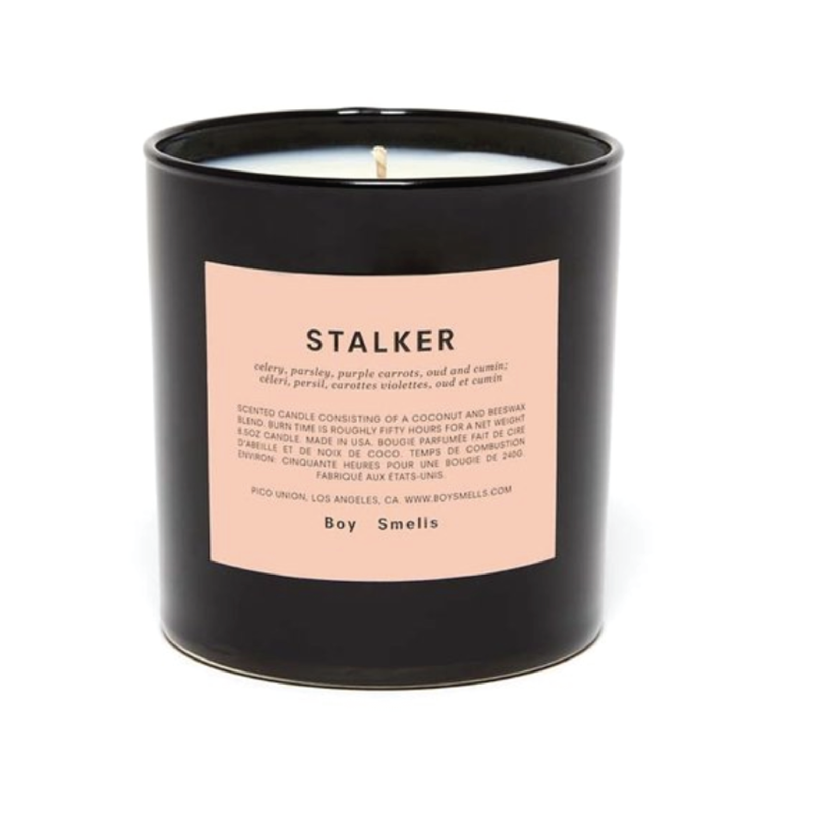 Boy Smells Stalker Candle - $32 at Ban.doThe best gag gift - or serious one depending on your style - for that special someone.
