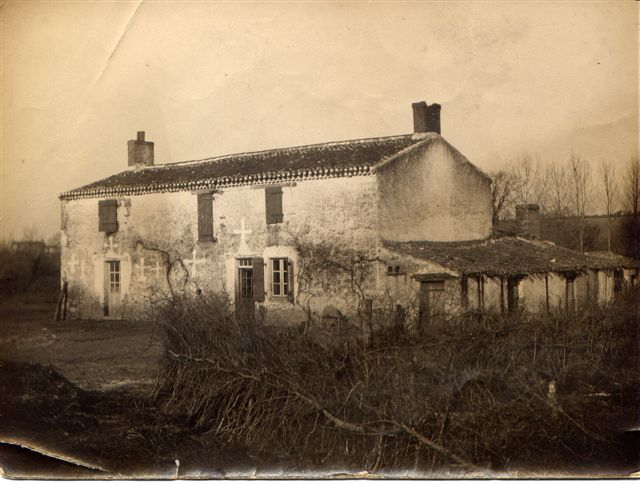 The farm in the early 20th century