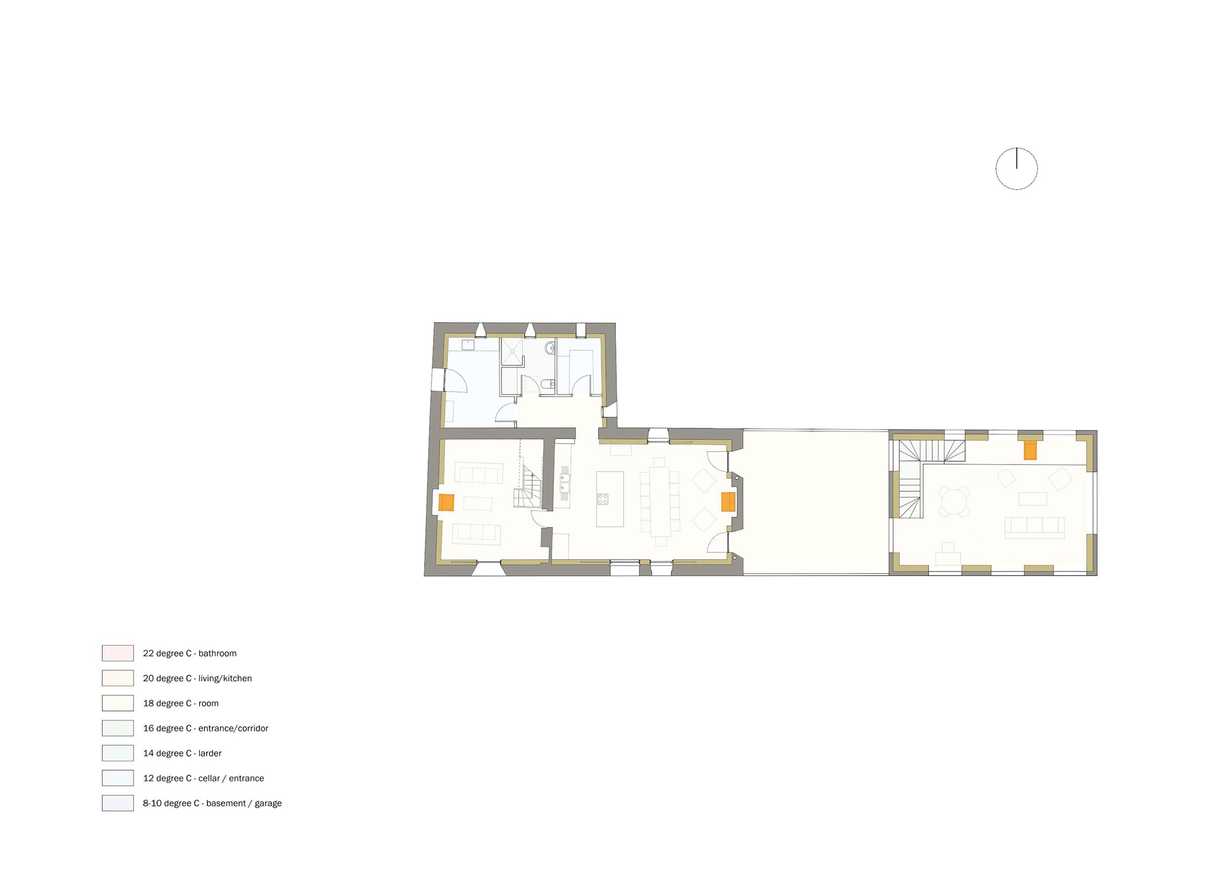 Ground floor environmental plan
