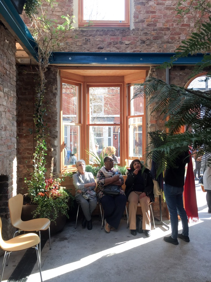 Granby Four Streets Winter Garden (credit: Assemble)