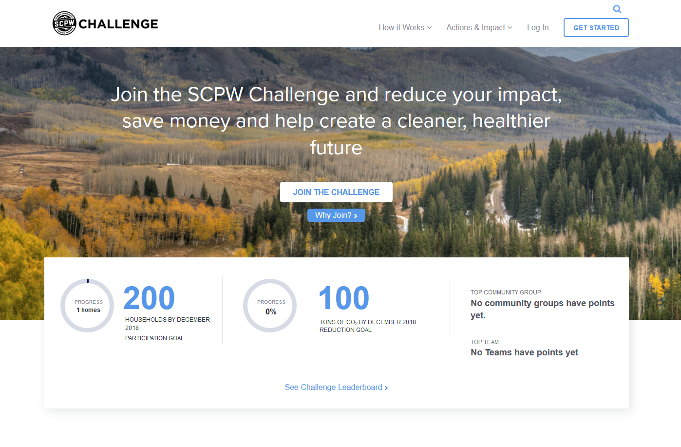 Join the SCPW Challenge today! - https://scpwchallenge.org/