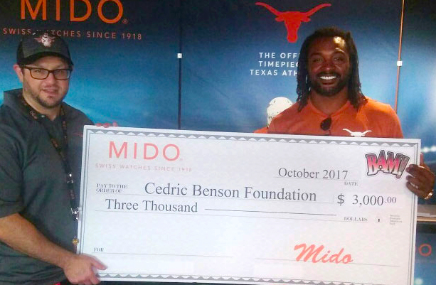 Check Presentation from MIDO Watches.