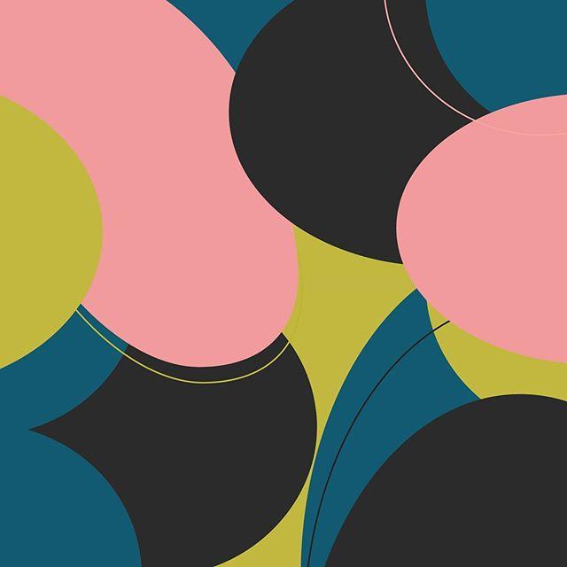 Interfering shapes and color #wip backgrounds . . . . #geometricart #abstractart #modernart #patterns #illustration #illustrator #fwportfolio #branddesign #branddesigner #dscolor #whitespacewinter #logodesinger #atlanta #atlantagraphicdesigner #design #graphicdesign