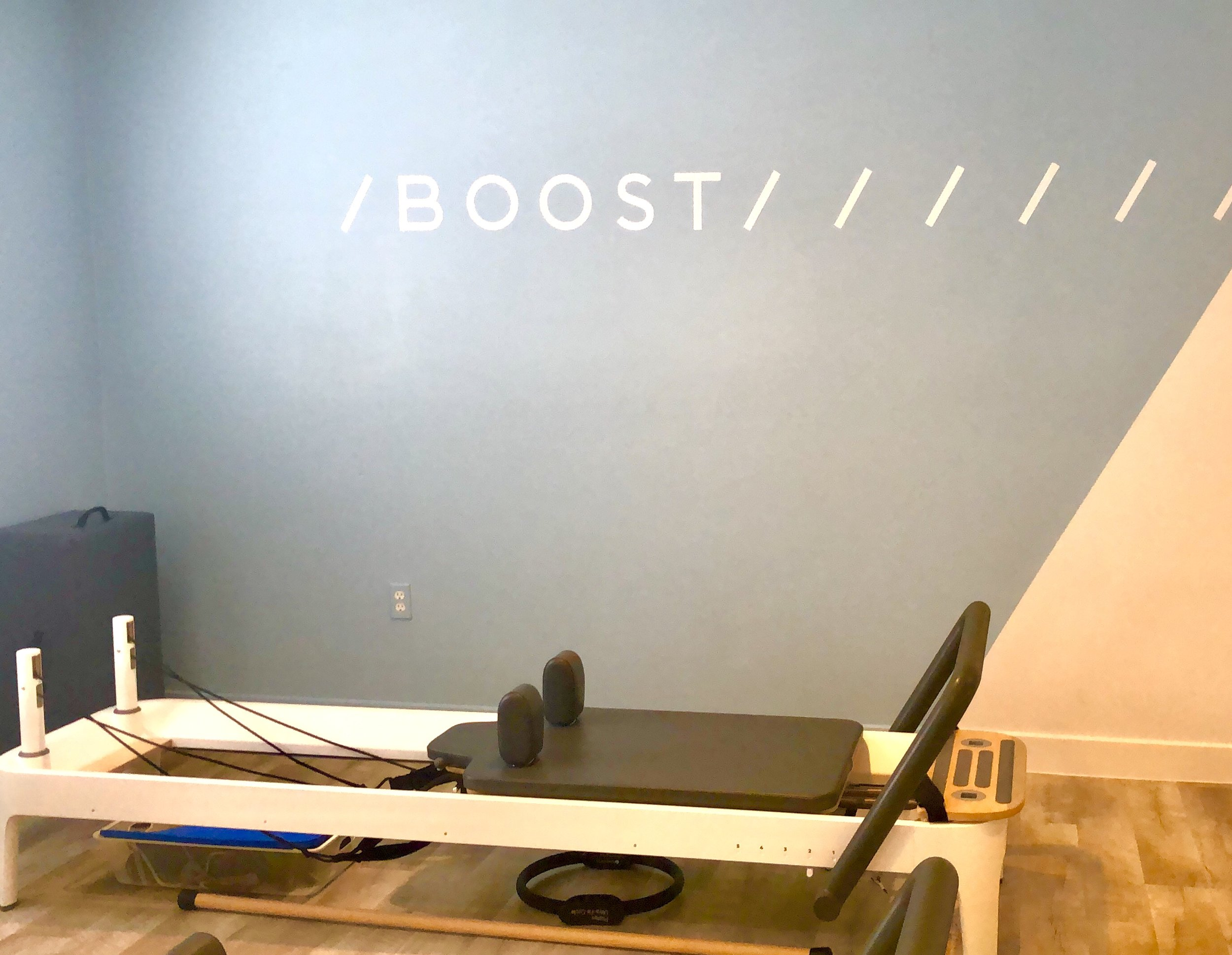 Boost Pilates - West U and River Oaks locations