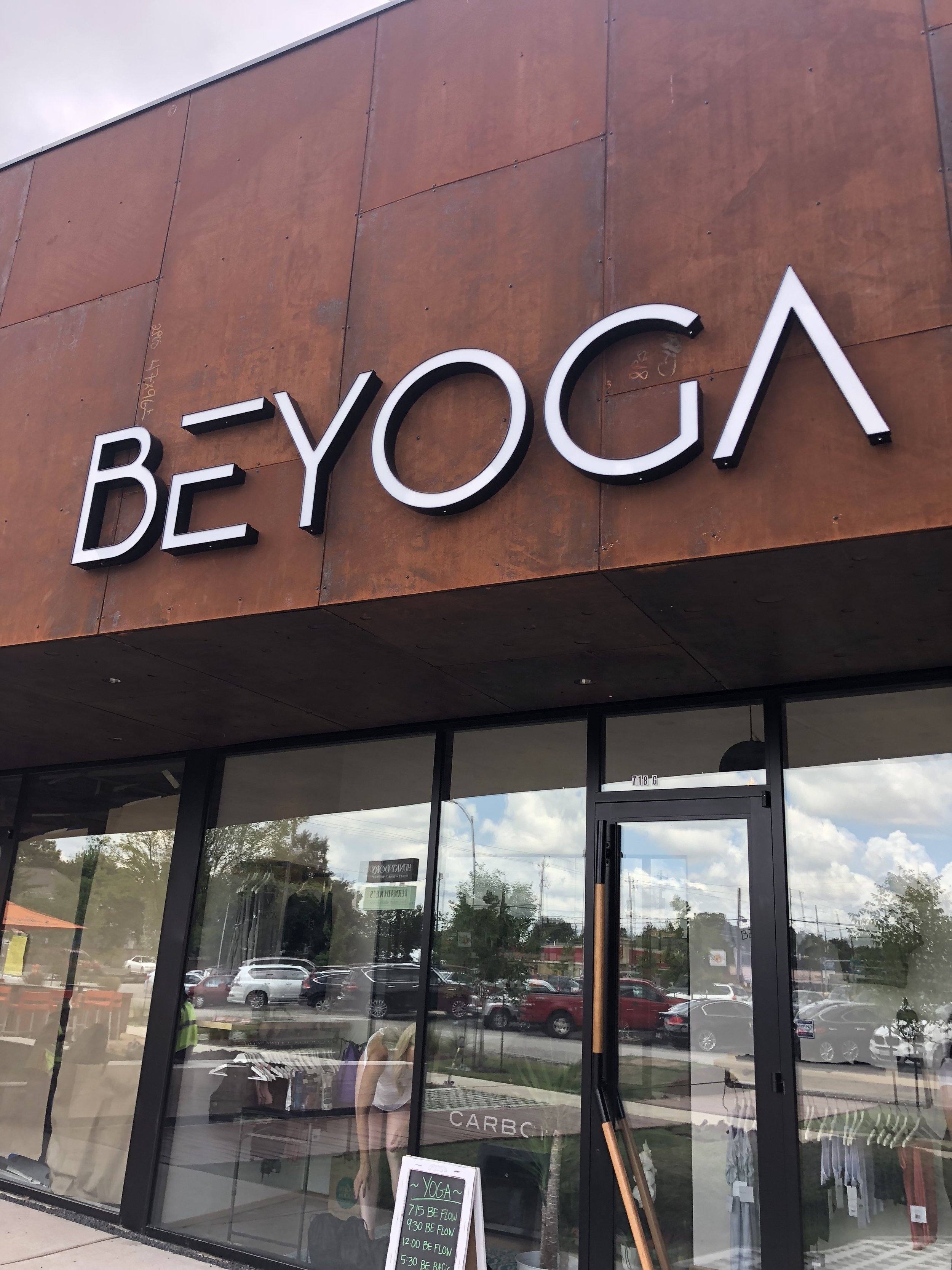 Be Yoga - Brand new location in the Heights!