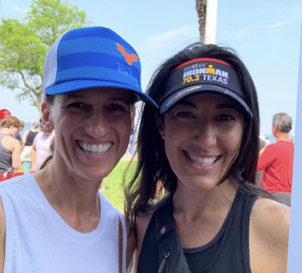 Fan girl moment! Got to meet Coach Jen Rulon in the flesh!  My Insta friend and hero!