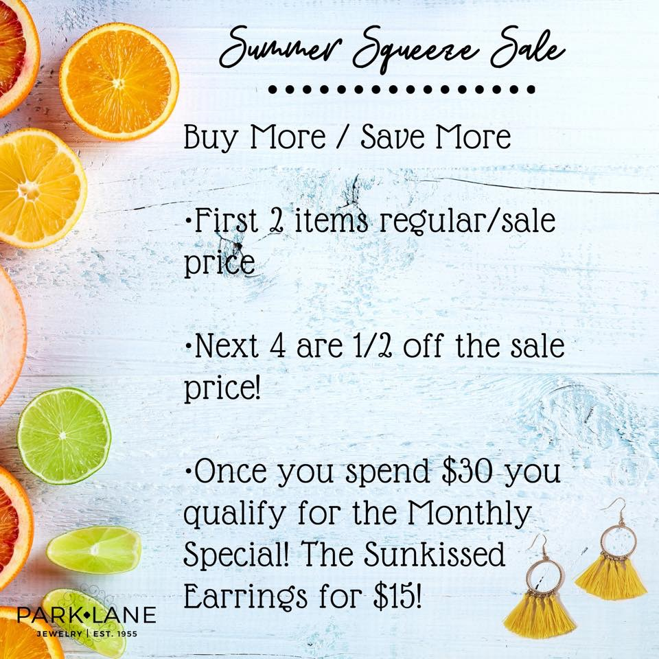 The two items at regular price are your LOWEST priced items!!