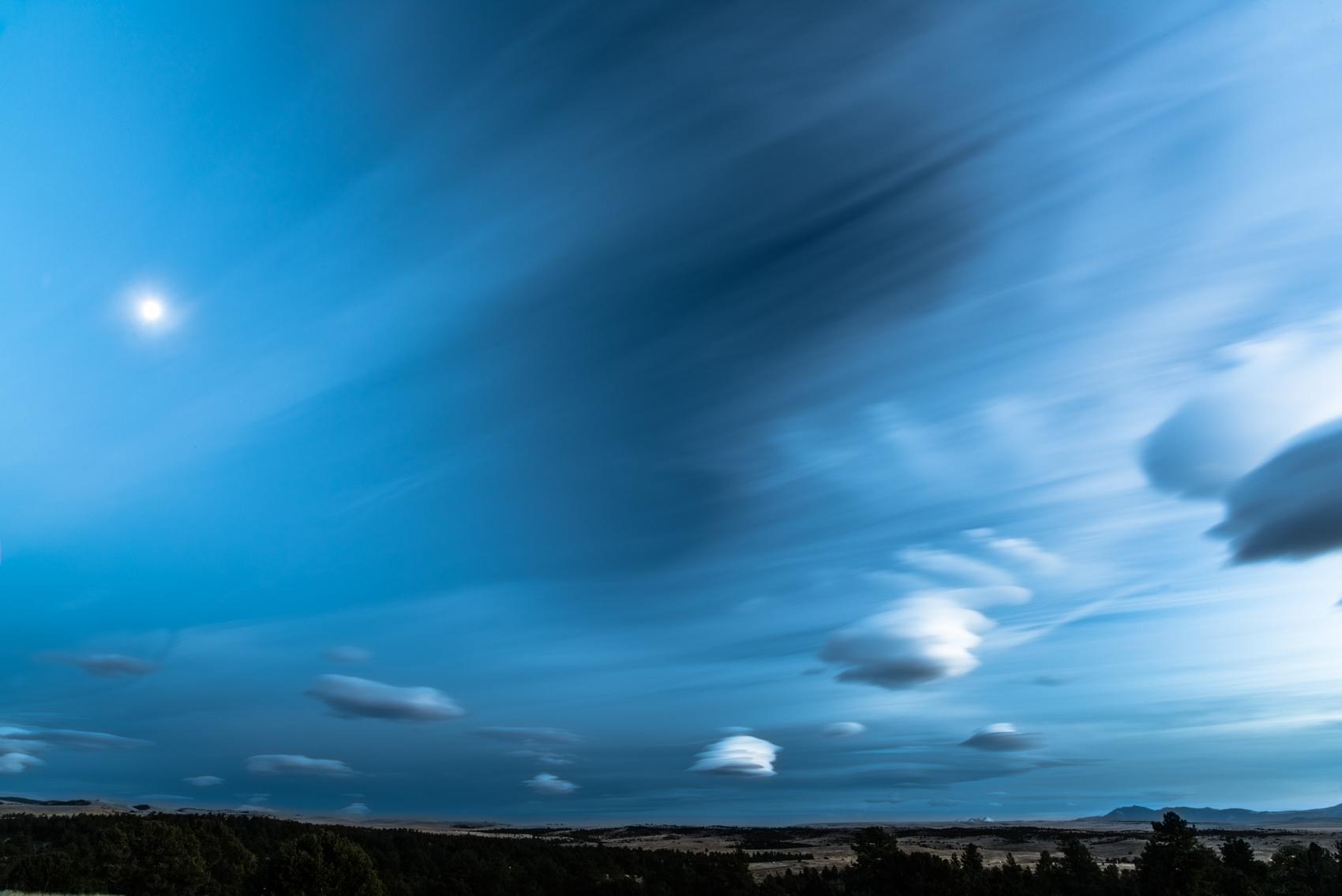 The Blue Planet I