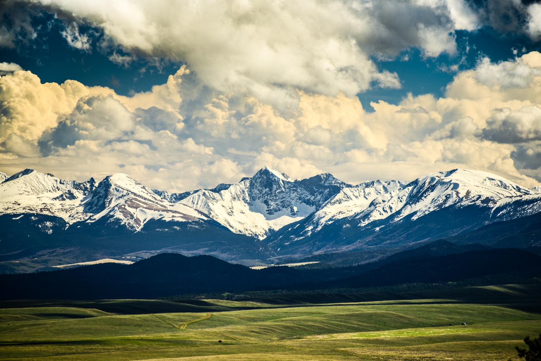 Sierra Blanca (Bierstadt Version)