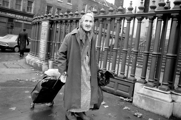(12) Old Ladies of Whitechapel, Phil Maxwell, 2013 Café Royal Books