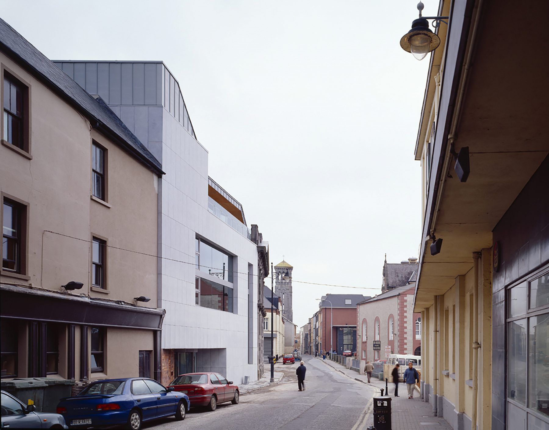 Niall McCullough: The Art of the Possible - Irish Architecture in Transit   A short text by the architect Niall McCullough on interventional architecture.