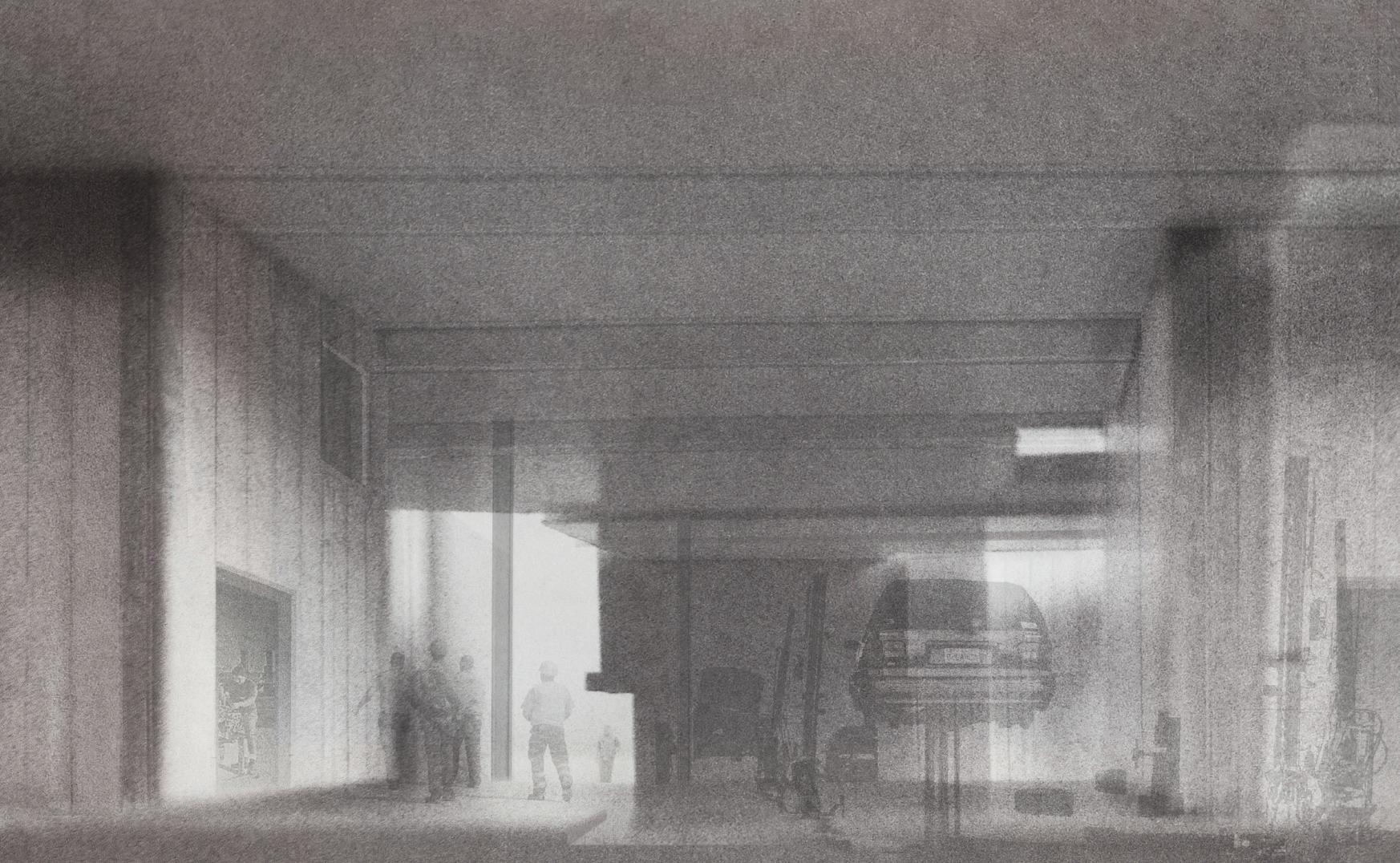 Proposed Workshop Interior View