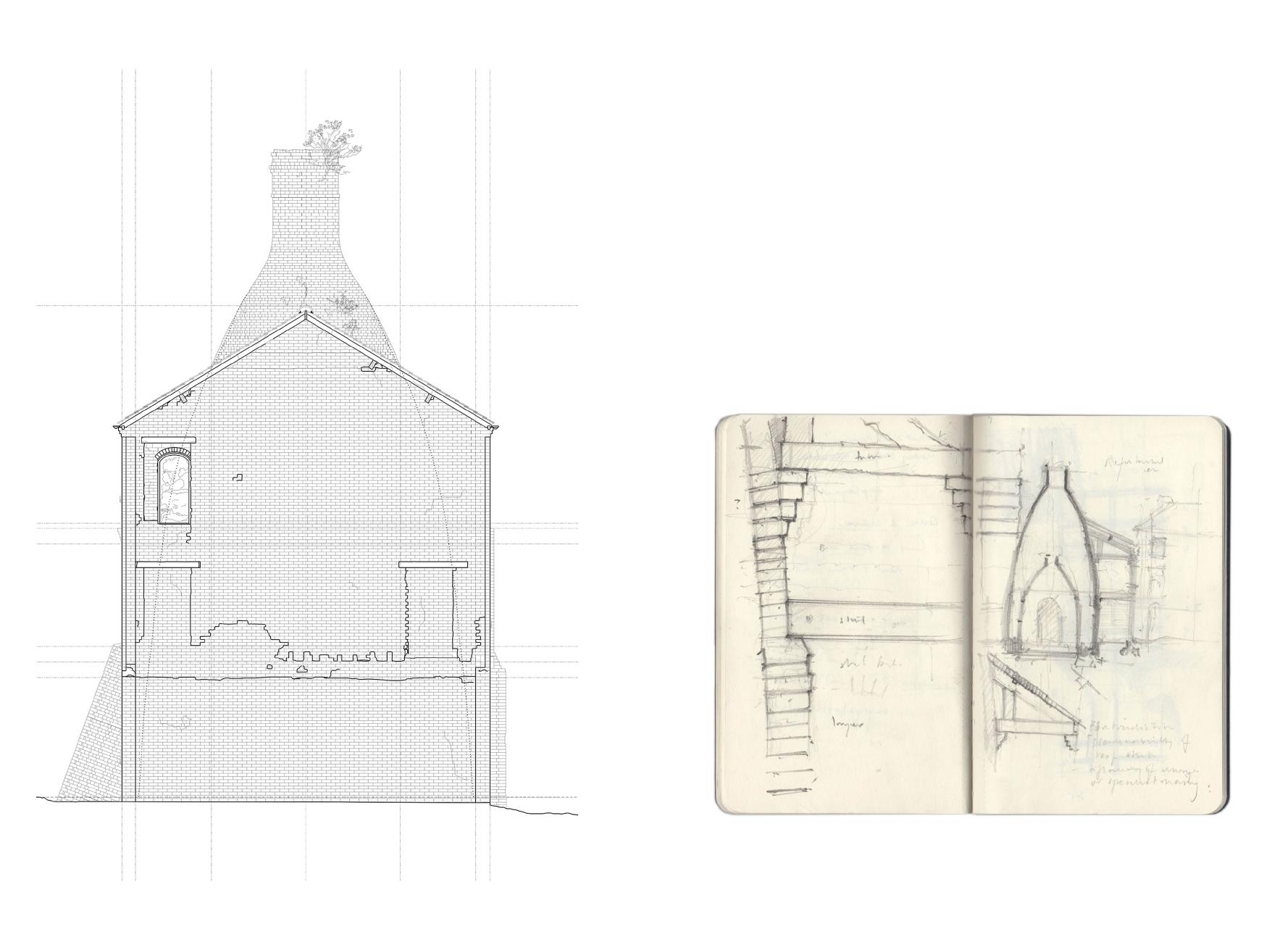Historical Analysis Drawings