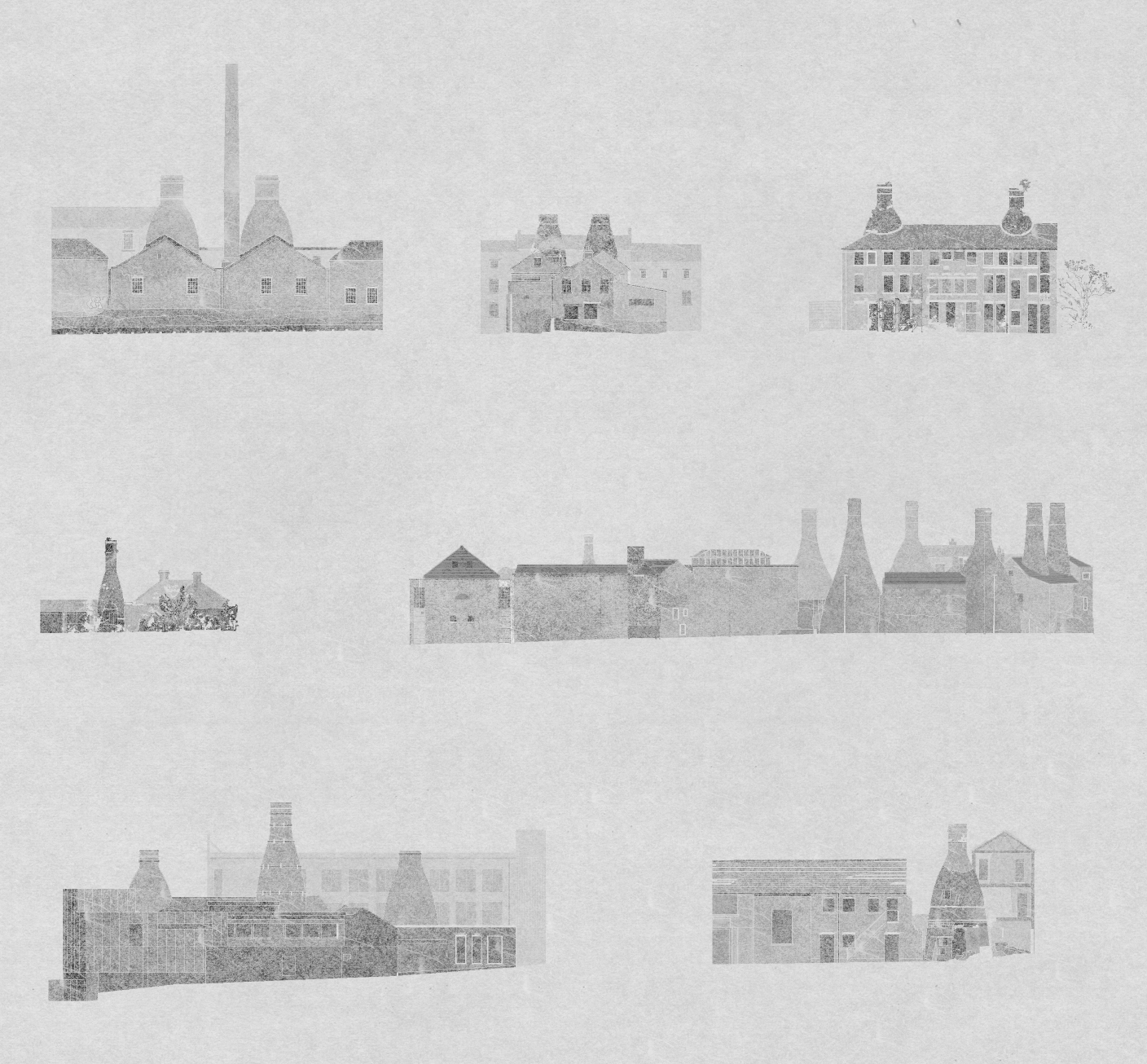 Historical Analysis of the Existing Potbanks and Bottle Ovens