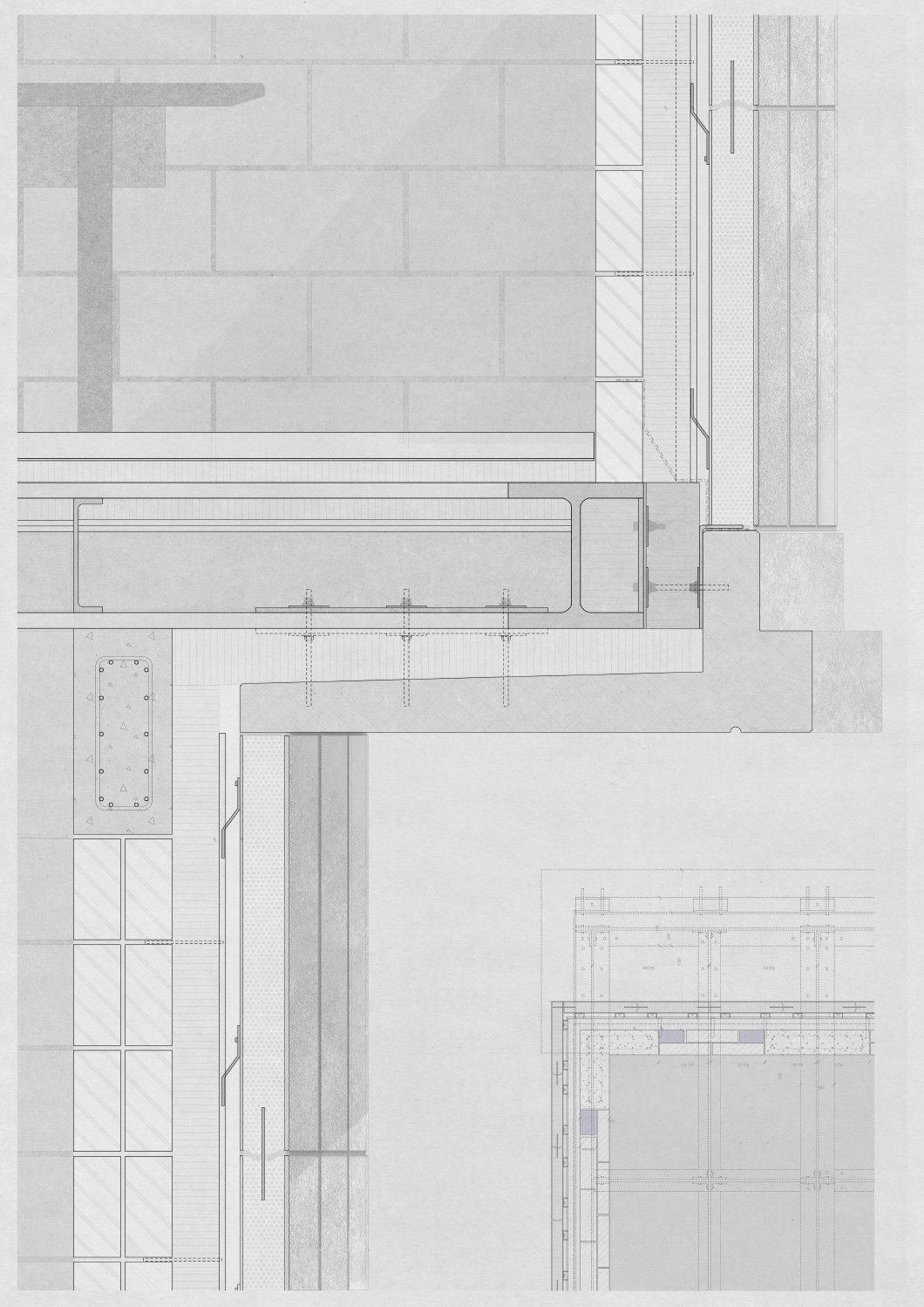 Construction Detail Section