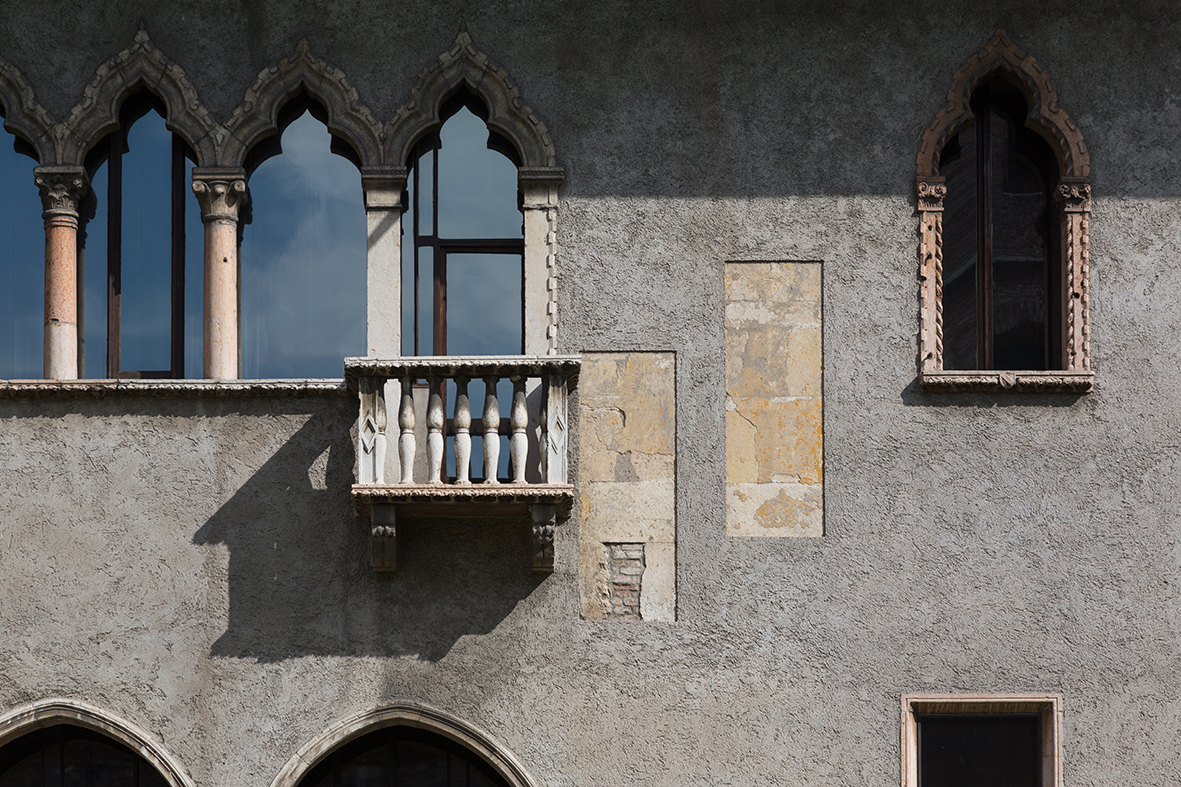 """Richard Murphy on Carlo Scarpa and the Castlevecchio Revisited   """"Only directly can the rich sensory experience of his architecture be revealed: the unfolding of spaces and vista, the sounds of water, the movement of light on texture, the delight in the discovery of details, the touch of materials."""""""