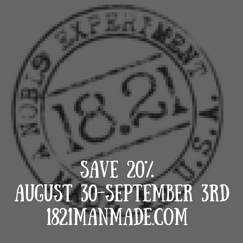 Save 20% From August 30- September 3rd.png