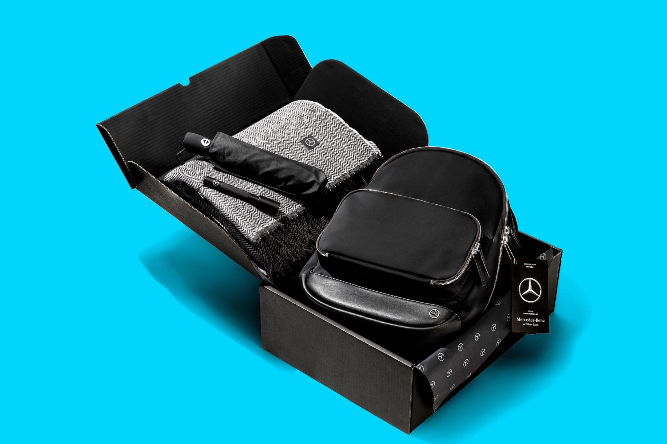 Mercedes-Benz Box (Click for Case Study)