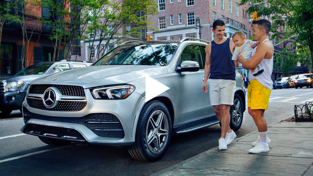 MERCEDES-BENZ:  2019 LGBTQ  TOGETHER  Campaign