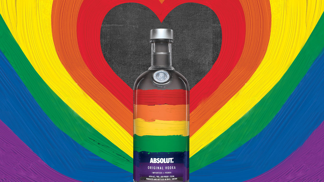 ABSOLUT:  Pride Campaign Direction