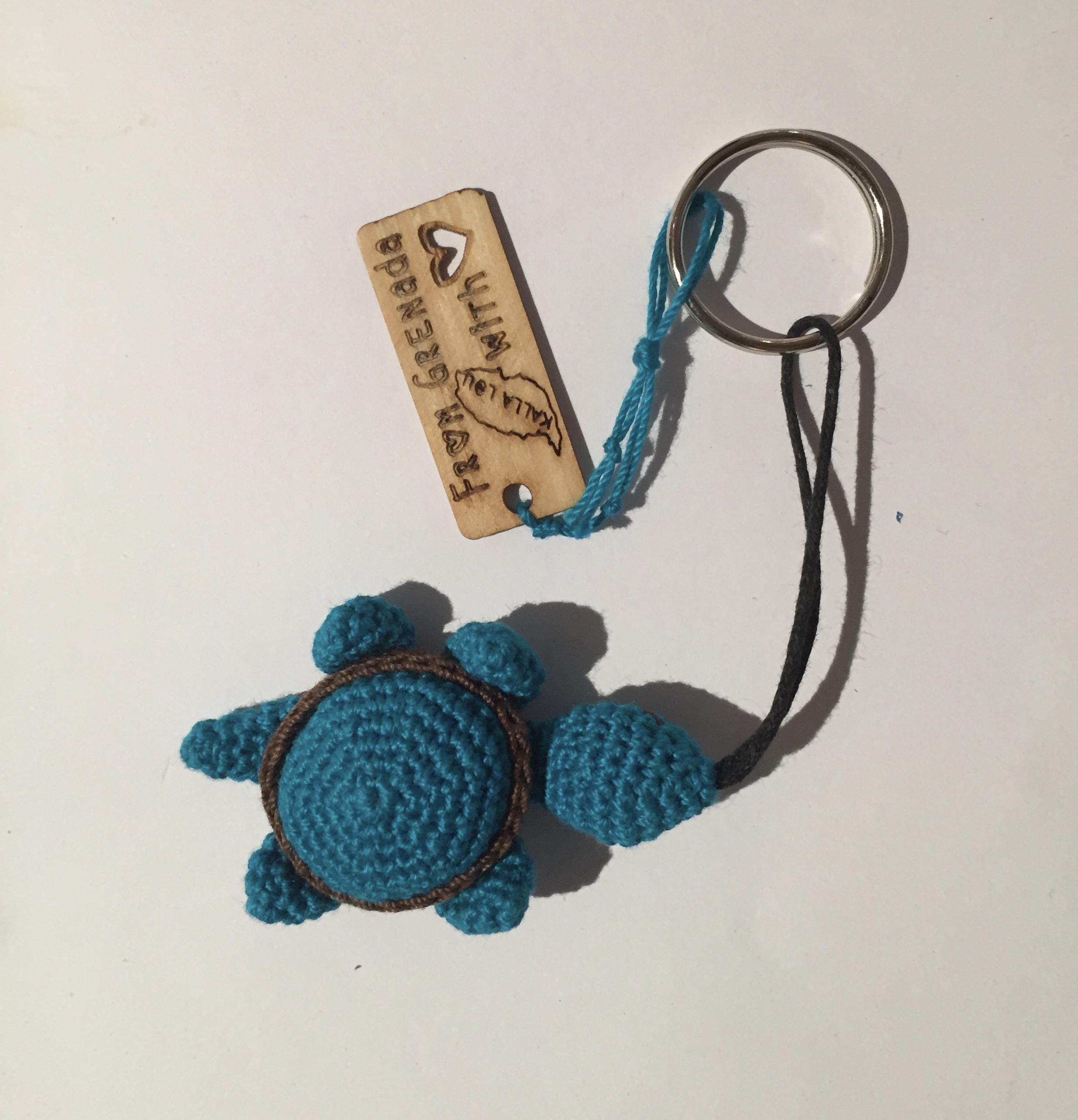 Kalla Lou - Key Chains