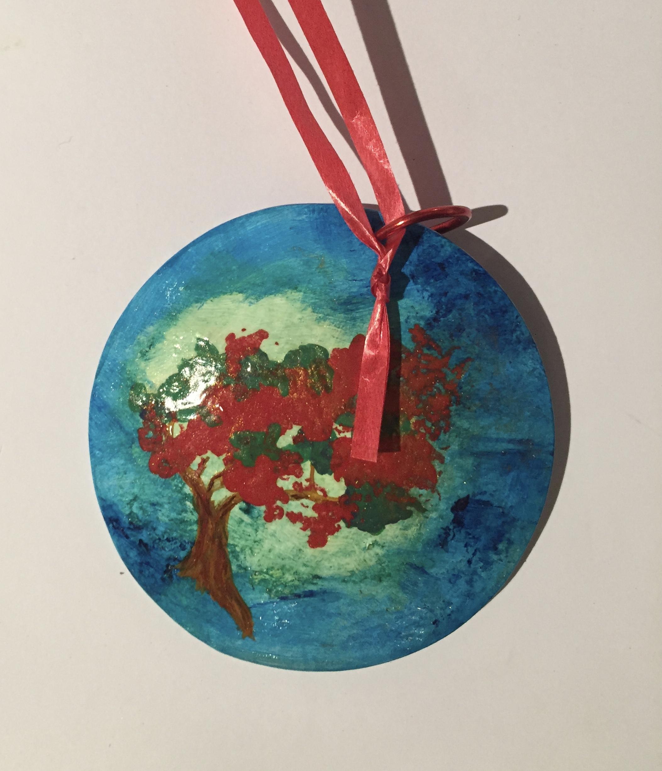 Kalla Lou - Ornaments