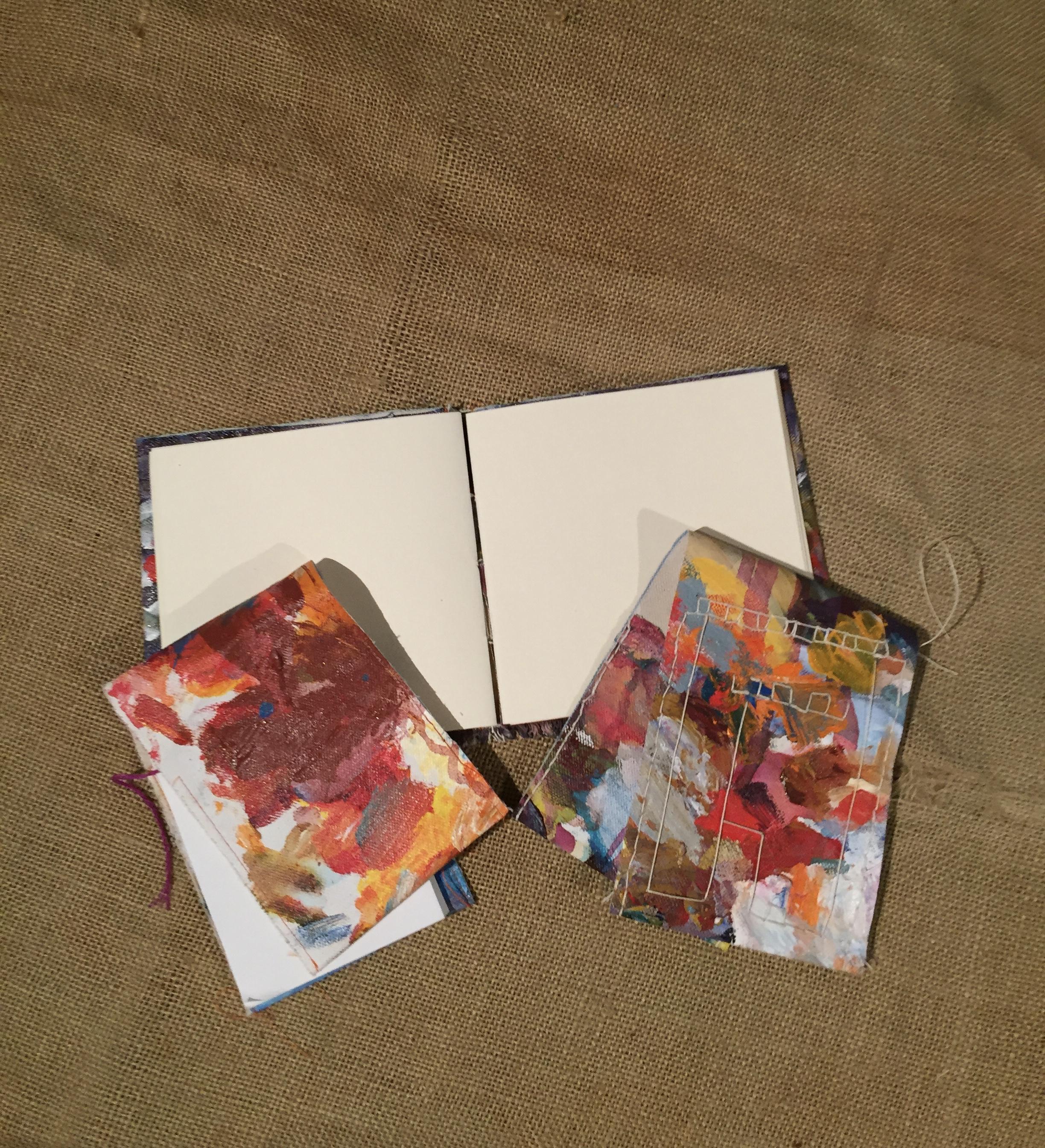 Amy Cannestra - Sketch Books