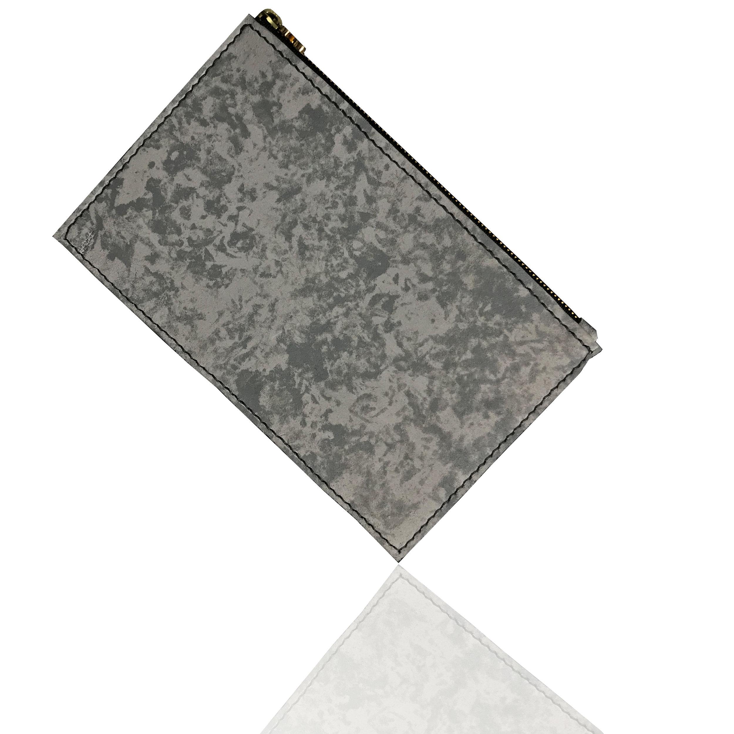 Gray Marble Kitanda -