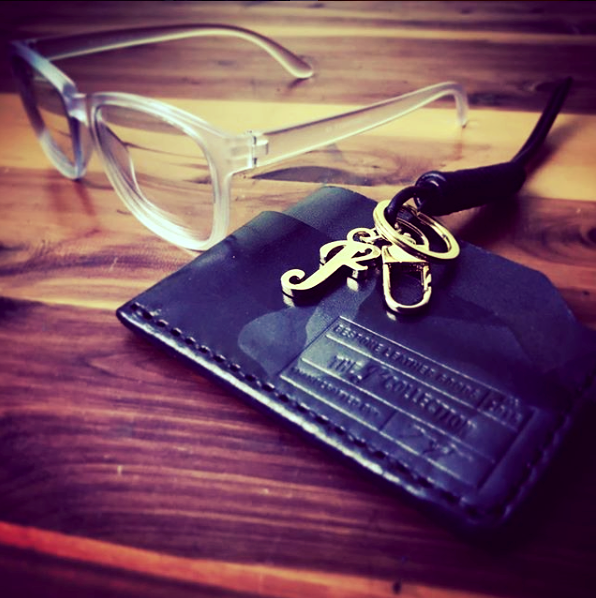 BEspoke leather goods -