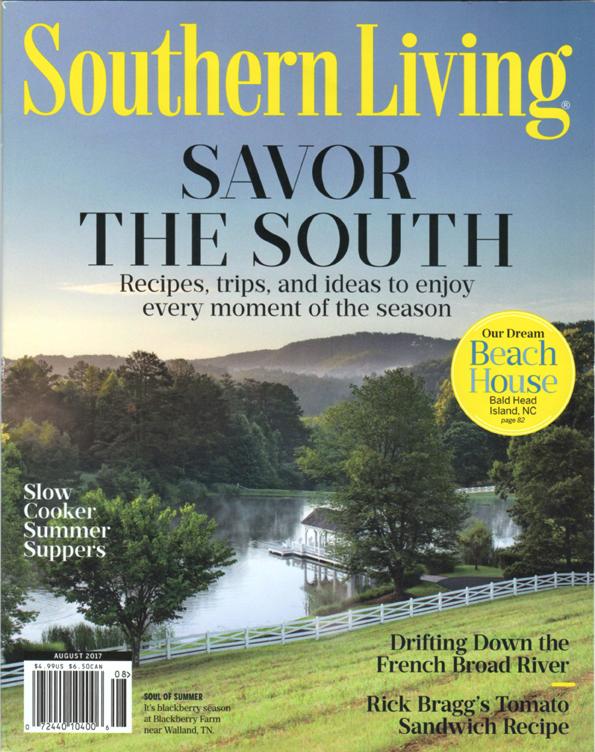 Catherine Brown Paterson - Southern Living Magazine