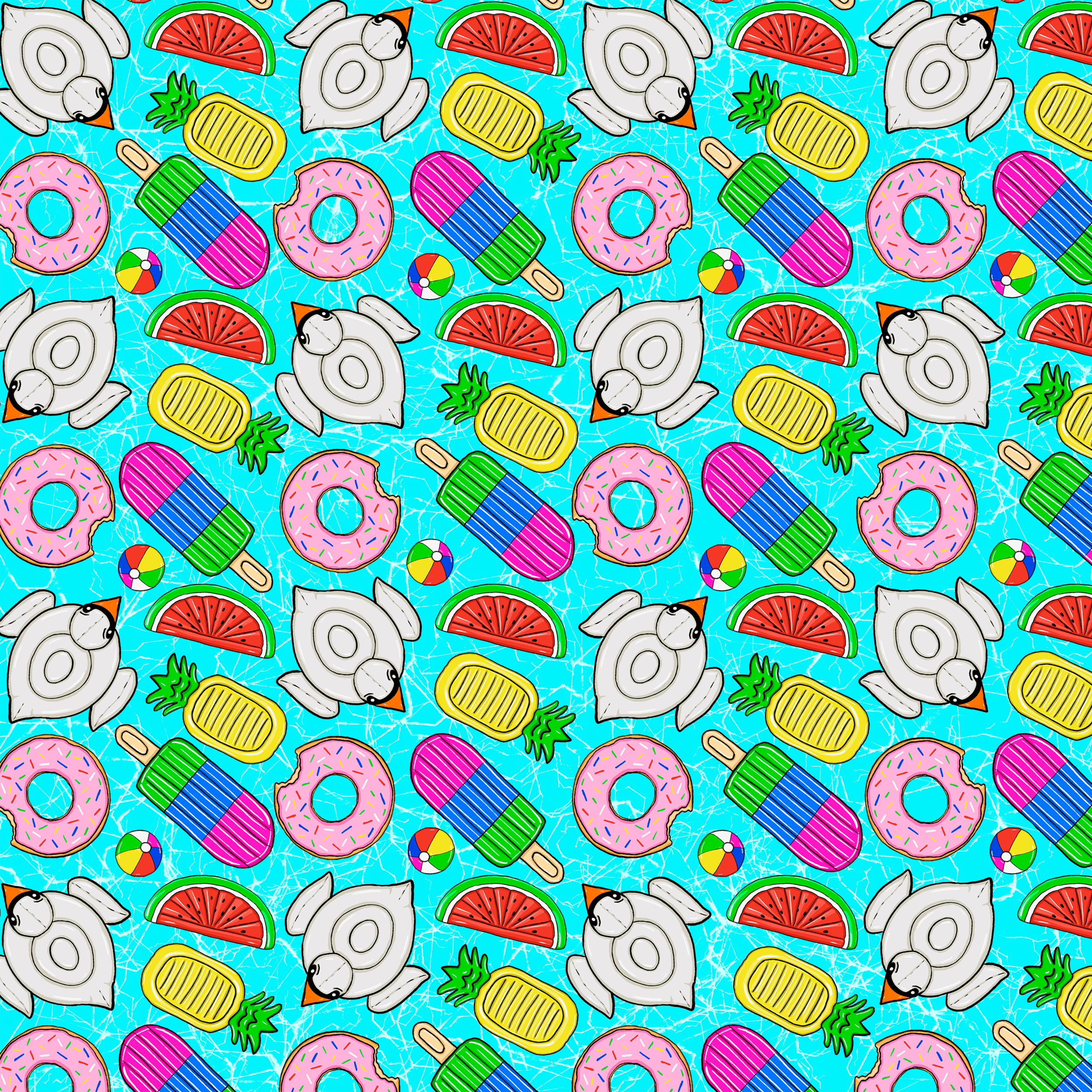 pool float pattern for portfolio and IG.png