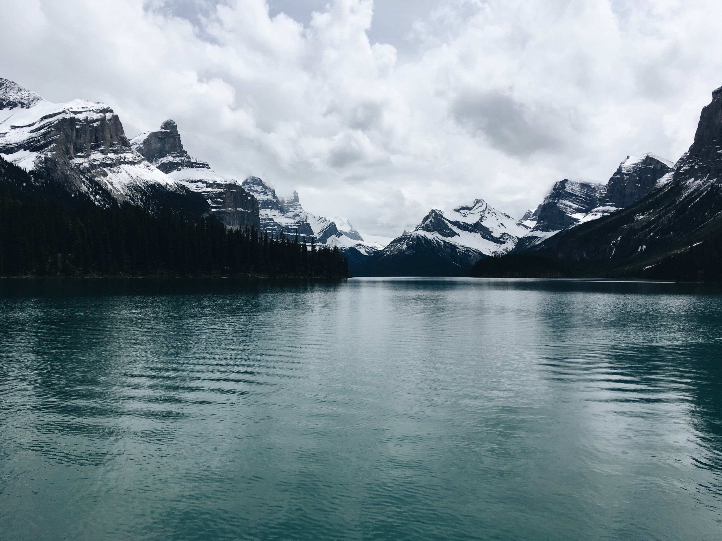 Copy of Lake Maligne