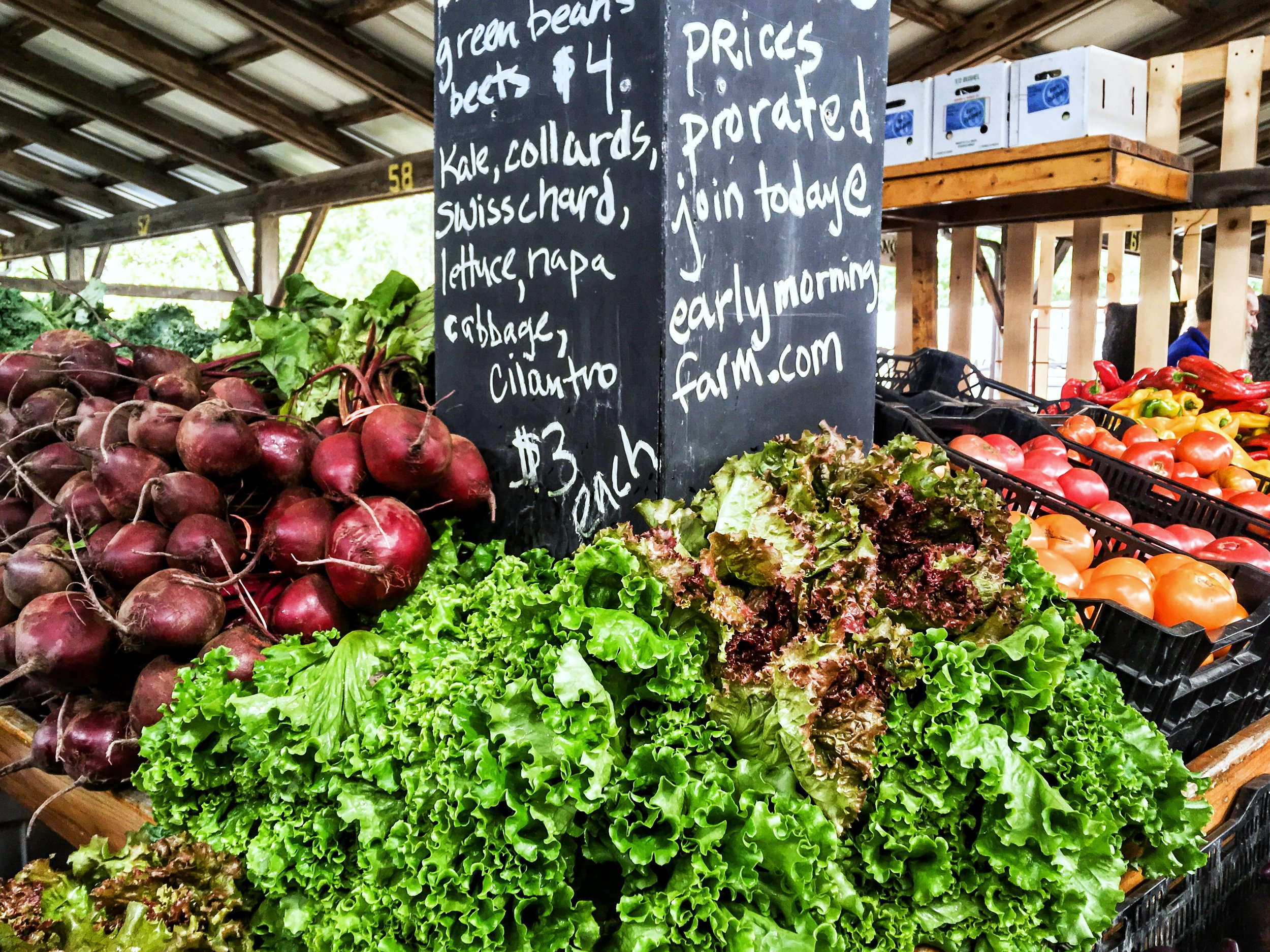 Farmers Market - Fresh Produce
