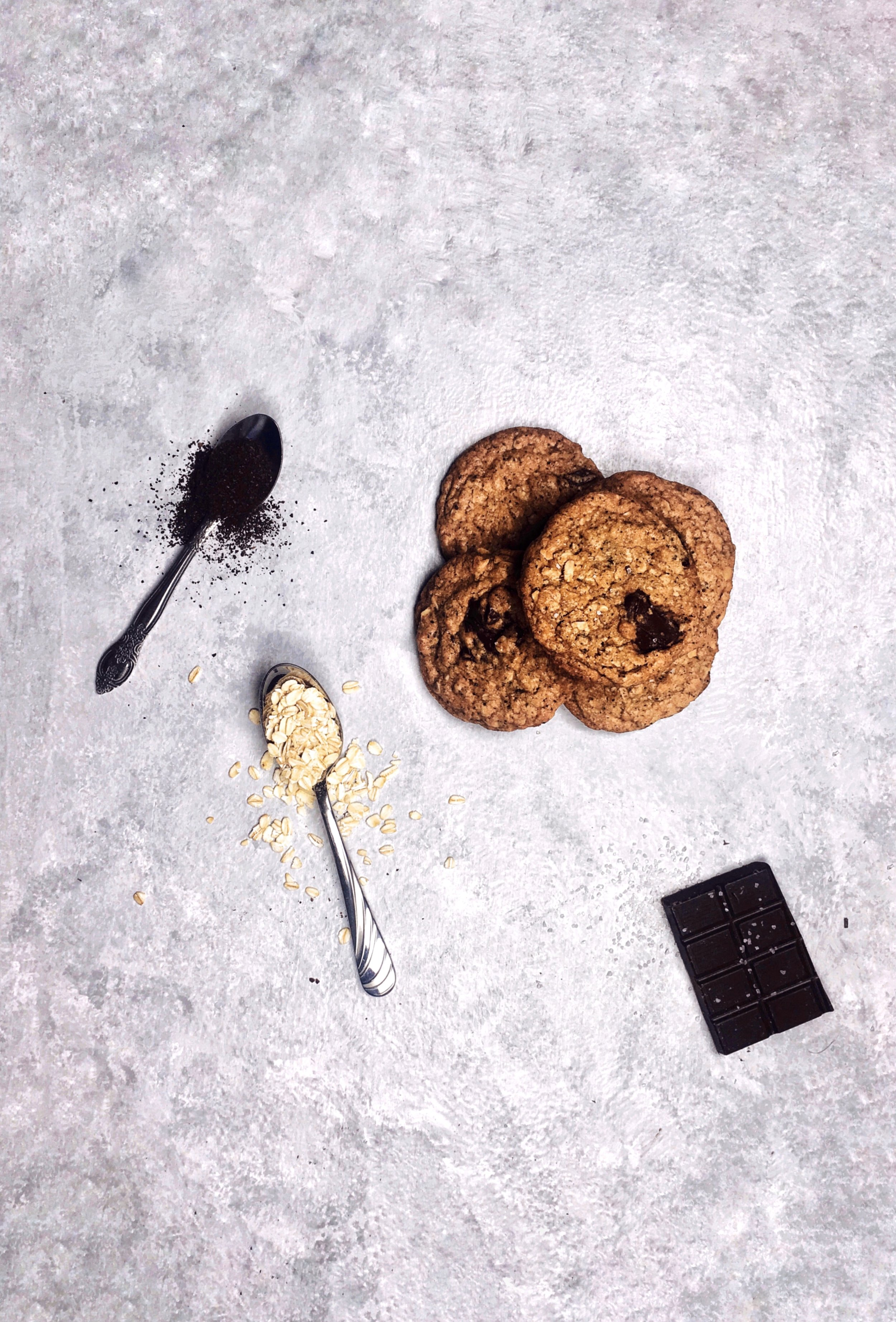 Brown Butter Espresso Crack Cookies