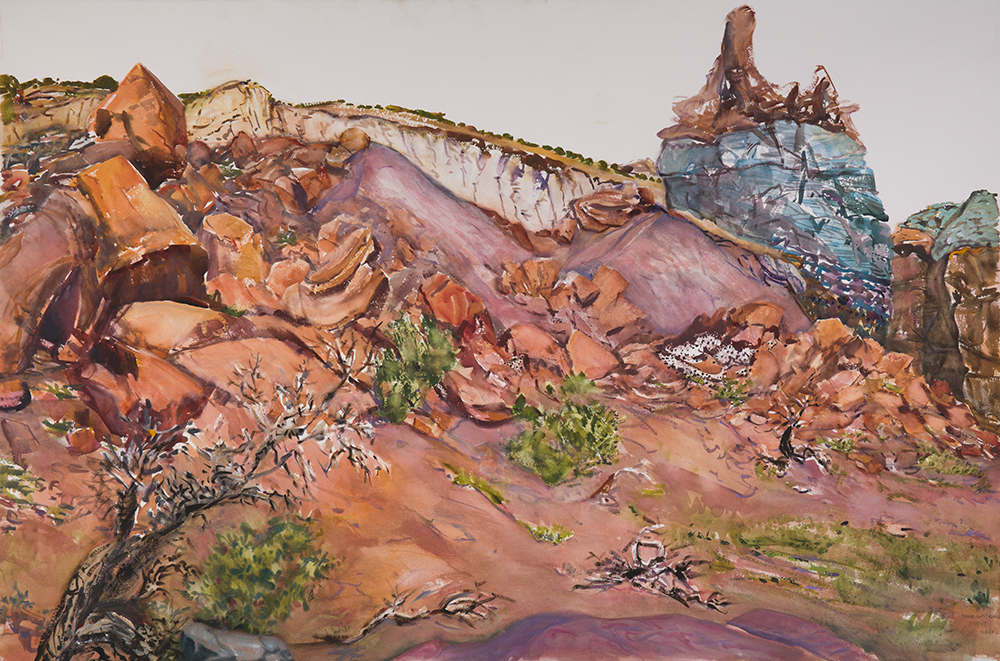 """Near Ghost Ranch"""